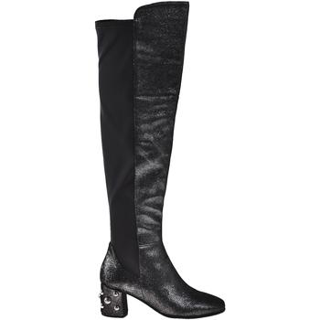 Παπούτσια Γυναίκα Μπότες για την πόλη Elvio Zanon I5504G Μαύρος