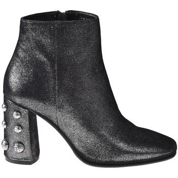 Παπούτσια Γυναίκα Μποτίνια Elvio Zanon I5703G Μαύρος