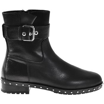 Παπούτσια Γυναίκα Μποτίνια Elvio Zanon I6201N Μαύρος