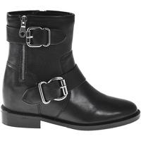 Παπούτσια Γυναίκα Μποτίνια Elvio Zanon I7005N Μαύρος