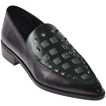 Παπούτσια Γυναίκα Μοκασσίνια Elvio Zanon I7703G Μαύρος