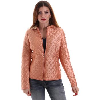 Υφασμάτινα Γυναίκα Μπουφάν Geox W8220M T2435 Πορτοκάλι
