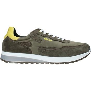 Παπούτσια Άνδρας Χαμηλά Sneakers IgI&CO 5127433 Πράσινος