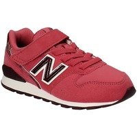 Παπούτσια Παιδί Χαμηλά Sneakers New Balance NBKV996F2Y το κόκκινο