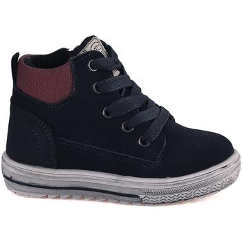 Παπούτσια Παιδί Ψηλά Sneakers Grunland PP0352 Μπλε