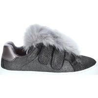 Παπούτσια Παιδί Χαμηλά Sneakers Grunland SC3958 Μαύρος