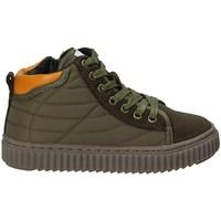 Παπούτσια Παιδί Ψηλά Sneakers Grunland PO1079 Πράσινος