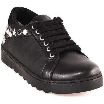Παπούτσια Παιδί Χαμηλά Sneakers Holalà HS0035L0002J Μαύρος