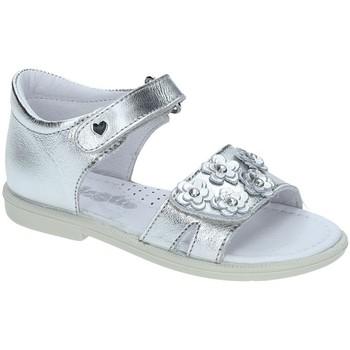 Παπούτσια Κορίτσι Σανδάλια / Πέδιλα Falcotto 1500702-02-9111 Ασήμι