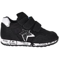 Παπούτσια Παιδί Χαμηλά Sneakers Melania ME1247B8I.A Μαύρος