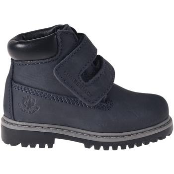 Παπούτσια Παιδί Μπότες Lumberjack SB05301 006 D01 Μπλε