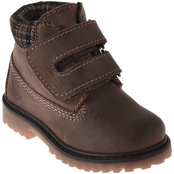 Παπούτσια Παιδί Μπότες Lumberjack SB05301 006 H01 καφέ