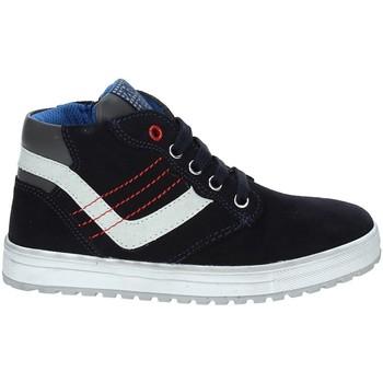 Παπούτσια Παιδί Ψηλά Sneakers Asso 68709 Μπλε