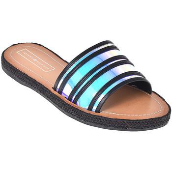 Παπούτσια Γυναίκα Τσόκαρα Tommy Hilfiger FW0FW03824 Μαύρος