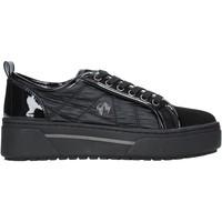 Παπούτσια Γυναίκα Χαμηλά Sneakers Lumberjack SW68012 002 X44 Μαύρος