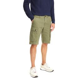 Υφασμάτινα Άνδρας Σόρτς / Βερμούδες Tommy Hilfiger MW0MW09642 Πράσινος