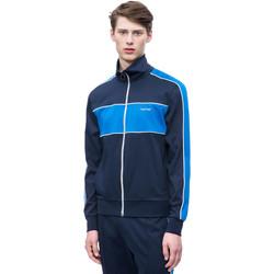 Υφασμάτινα Άνδρας Σπορ Ζακέτες Calvin Klein Jeans K10K102975 Μπλε