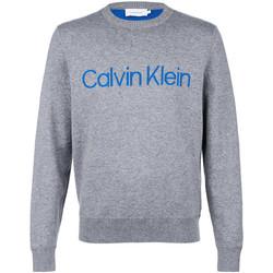 Υφασμάτινα Άνδρας Πουλόβερ Calvin Klein Jeans K10K102997 Γκρί