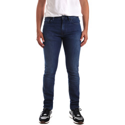 Υφασμάτινα Άνδρας Skinny jeans Calvin Klein Jeans K10K103319 Μπλε
