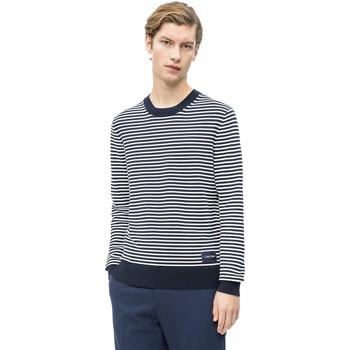 Υφασμάτινα Άνδρας Πουλόβερ Calvin Klein Jeans K10K103327 Μπλε