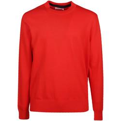 Υφασμάτινα Άνδρας Πουλόβερ Calvin Klein Jeans K10K103690 το κόκκινο