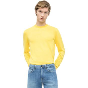 Υφασμάτινα Άνδρας Πουλόβερ Calvin Klein Jeans K10K103690 Κίτρινος