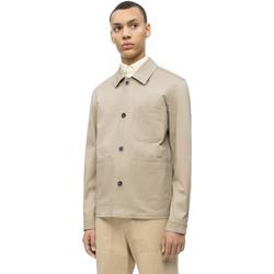 Υφασμάτινα Άνδρας Σακάκι / Blazers Calvin Klein Jeans K10K103719 Μπεζ