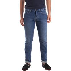 Υφασμάτινα Άνδρας Skinny Τζιν  Calvin Klein Jeans K10K103815 Μπλε