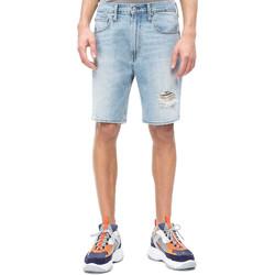 Υφασμάτινα Άνδρας Σόρτς / Βερμούδες Calvin Klein Jeans J30J310950 Μπλε