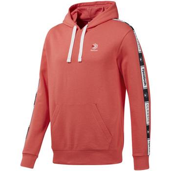 Υφασμάτινα Άνδρας Φούτερ Reebok Sport DT8155 Ροζ