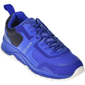 Παπούτσια Άνδρας Χαμηλά Sneakers Tommy Hilfiger FM0FM02009 Μπλε