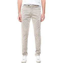 Υφασμάτινα Άνδρας Παντελόνια Chino/Carrot Antony Morato MMTR00496 FA800109 Γκρί