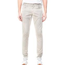 Υφασμάτινα Άνδρας Παντελόνια Chino/Carrot Antony Morato MMTR00498 FA800109 Γκρί