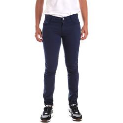 Υφασμάτινα Άνδρας Παντελόνια Chino/Carrot Antony Morato MMTR00498 FA800109 Μπλε