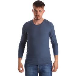 Υφασμάτινα Άνδρας Πουλόβερ Gaudi 911FU53013 Μπλε