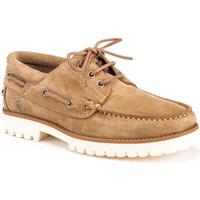 Παπούτσια Άνδρας Boat shoes Lumberjack SM59304 001 A04 καφέ