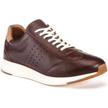 Παπούτσια Άνδρας Χαμηλά Sneakers Lumberjack SM62505 001 B01 καφέ