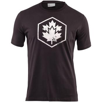 T-shirt με κοντά μανίκια Lumberjack CM60343 001 509