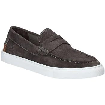Παπούτσια Άνδρας Μοκασσίνια Lumberjack SM62602 001 A01 Γκρί