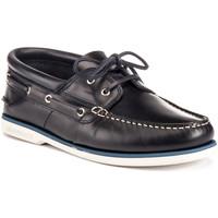 Παπούτσια Άνδρας Boat shoes Lumberjack SM39104 002 B03 Μαύρος
