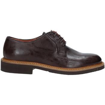 Παπούτσια Άνδρας Derby Rogers AM001 καφέ