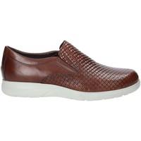 Παπούτσια Άνδρας Slip on Stonefly 211281 καφέ
