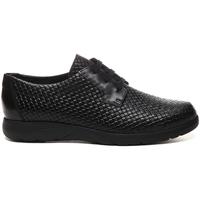 Παπούτσια Άνδρας Derby Stonefly 211282 Μαύρος