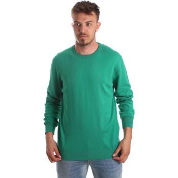 Υφασμάτινα Άνδρας Πουλόβερ Navigare NV00165AD 30 Πράσινος