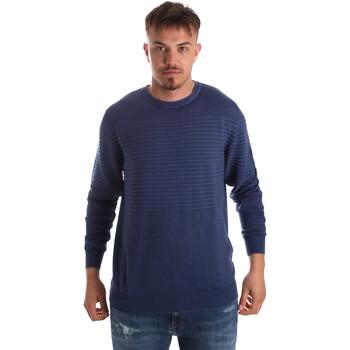 Υφασμάτινα Άνδρας Πουλόβερ Navigare NV00196 30 Μπλε