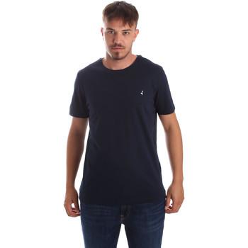 Υφασμάτινα Άνδρας T-shirt με κοντά μανίκια Navigare NV31069 Μπλε