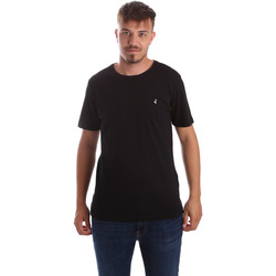 Υφασμάτινα Άνδρας T-shirt με κοντά μανίκια Navigare NV31069 Μαύρος