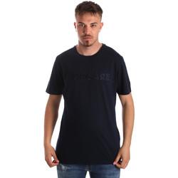 Υφασμάτινα Άνδρας T-shirt με κοντά μανίκια Navigare NV31070 Μπλε