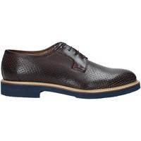 Παπούτσια Άνδρας Derby Rogers 1031_3 καφέ