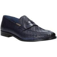 Παπούτσια Άνδρας Μοκασσίνια Rogers 1012_3 Μπλε